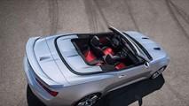 Imagens vazadas revelam novo Camaro conversível