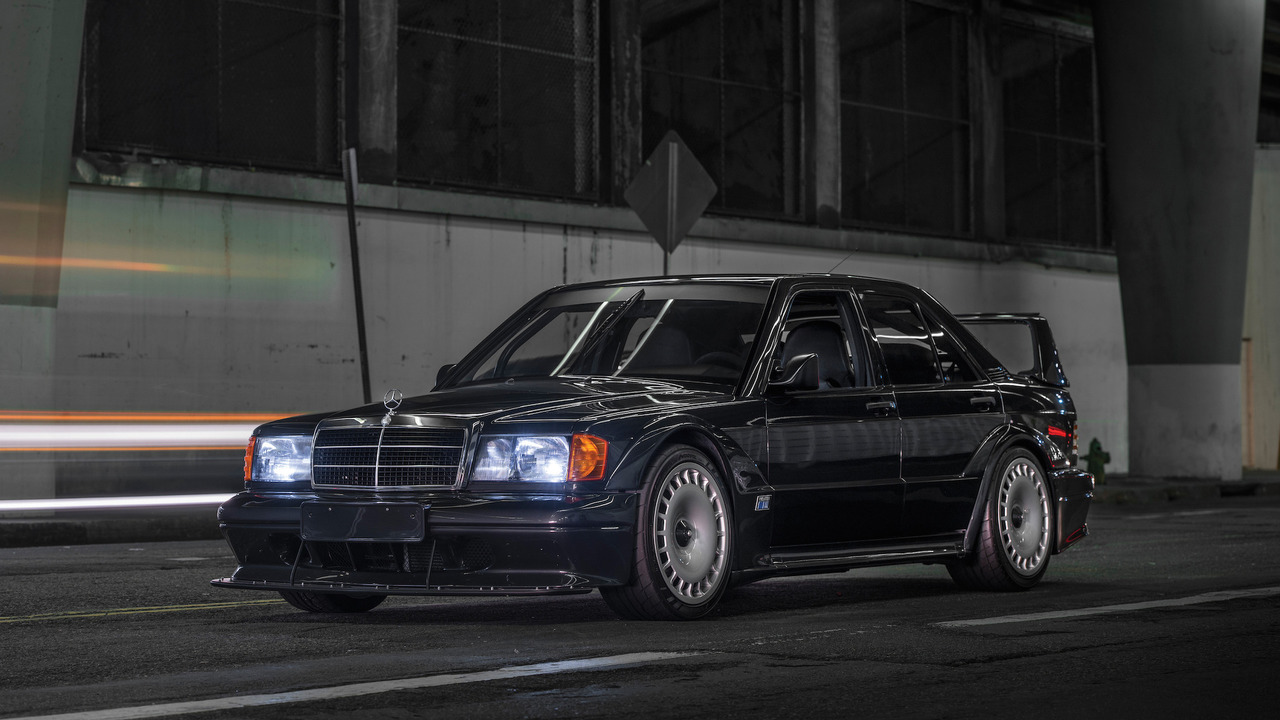 Mercedes 190 E Evolution II Auction