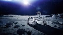Audi Quattro Lunar Rover