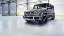 Mercedes-AMG G63 gris