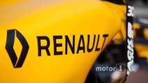 Renault Sport F1 Team RS16 engine cover