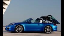 Galeria: Porsche 911 Targa resgata o conceito clássico