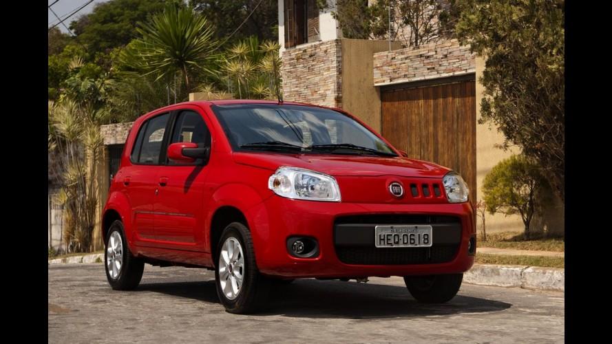 BRASIL, resultados de JULHO/12: Conheça os automóveis e comerciais leves mais vendidos para pessoas jurídicas
