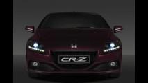 Honda confirma CR-Z reestilizado no Salão de Paris