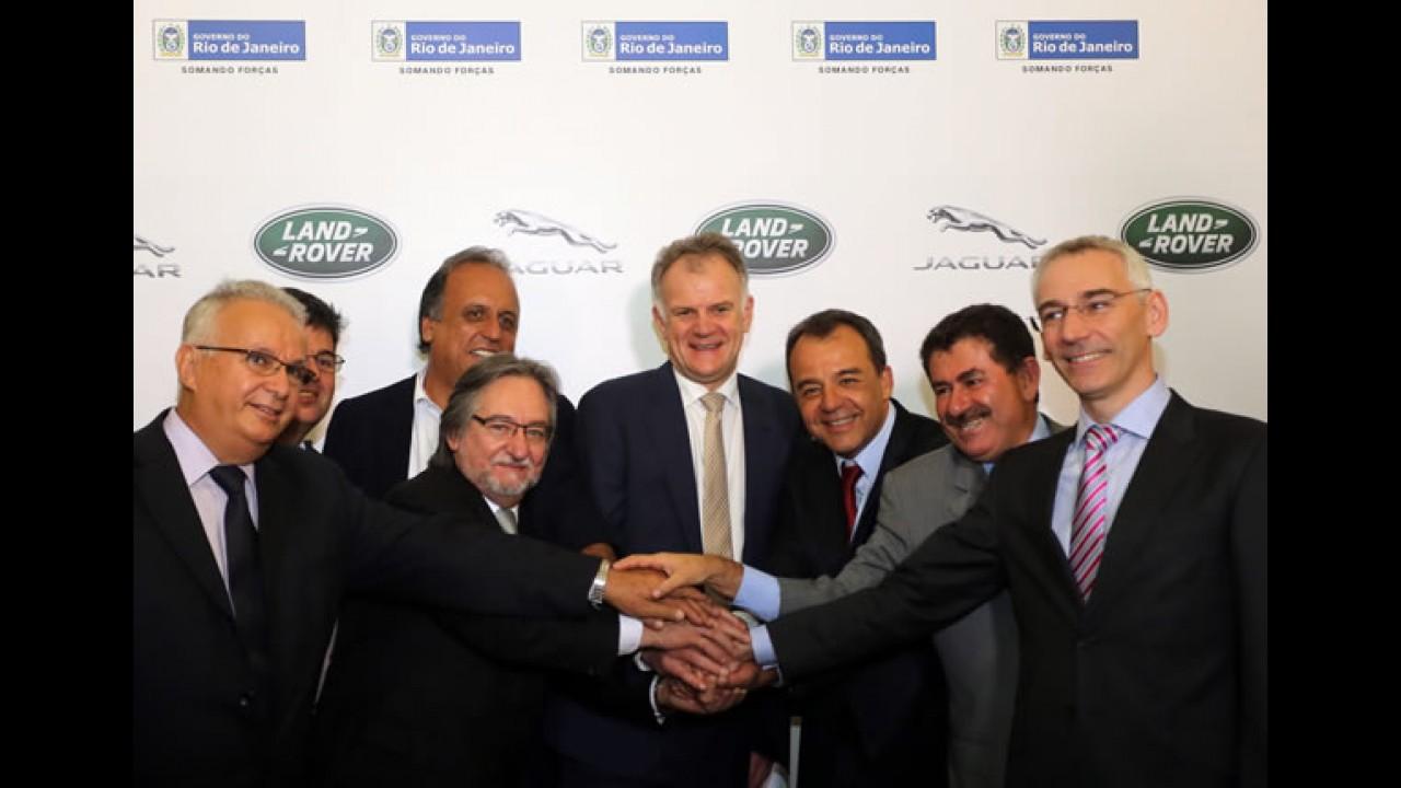 Land Rover confirma fábrica em Itatiaia (RJ) com produção anual de 24 mil unidades