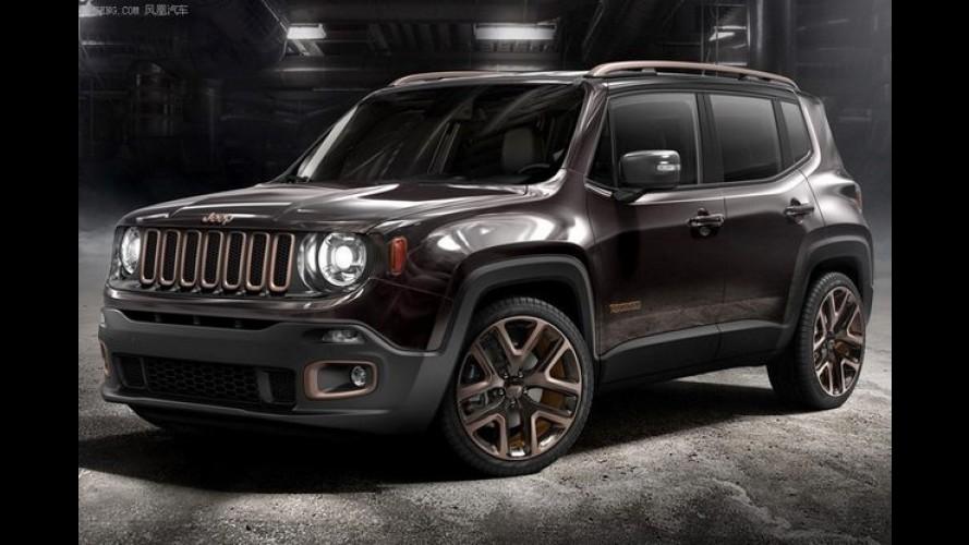 Jeep Renegade ganha visual invocado com a série Apollo Special Edition