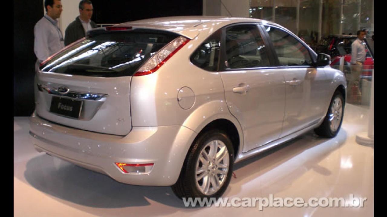 Novo Ford Focus chega ao Chile com motor 1.6 e completo por R$ 32.960