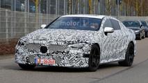 Mercedes-AMG GT Four Door Spy Photo