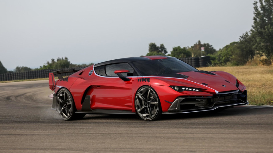 Watch The Italdesign Zerouno Be Born In Behind-The-Scenes Video