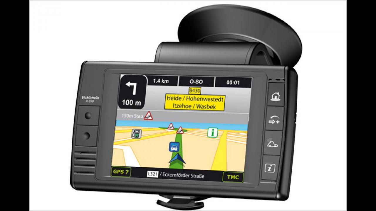 Pfadfinder auf dem Vormarsch: Neue Geräte und Trends bei Navigationssystemen