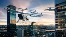 Volocopter test flight