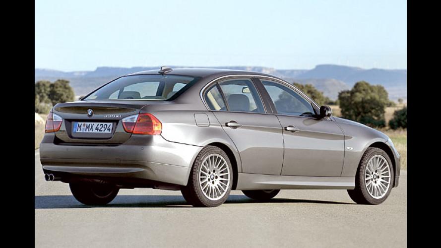 BMW legt nach: Der xDrive hält Einzug im Dreier