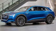Audi to make all-electric Q6 in Brussels starting 2018