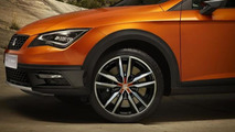 Seat Leon Cross Sport leaked official image / autoforum.cz