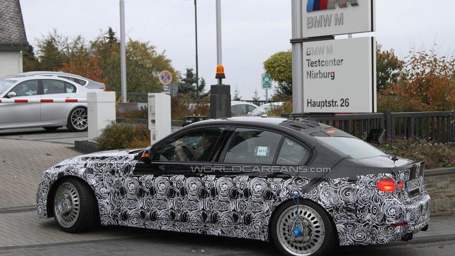 BMW F80 M3 spy video sparks engine debate