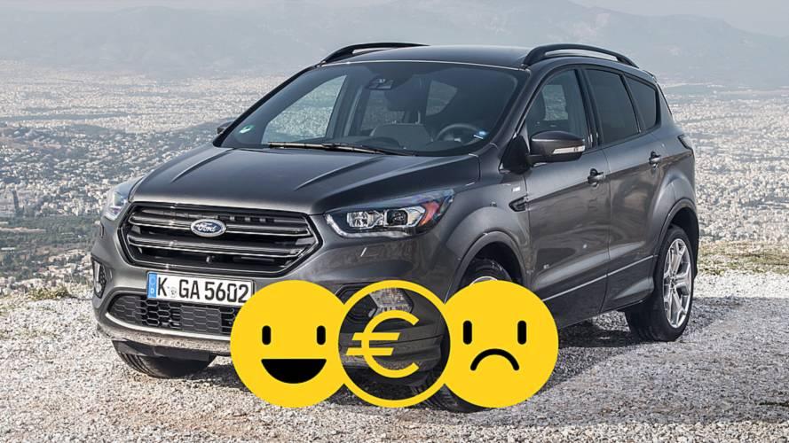 Promozione Ford Kuga, perché conviene e perché no