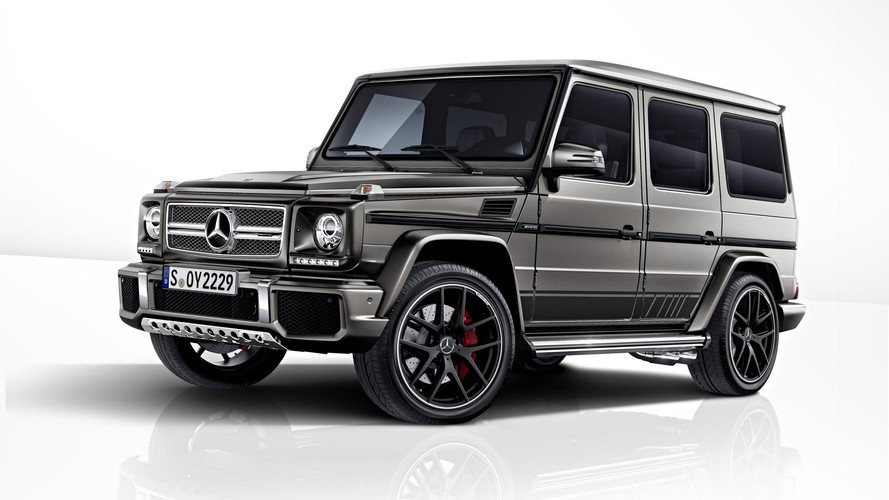 Mercedes-AMG G63 ve G65 Exclusive Edition