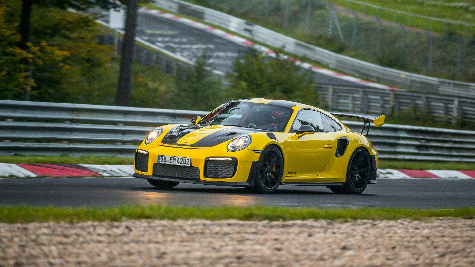 porsche-911-gt2-rs-nurburgring-record Gorgeous Porsche 911 Gt2 Rs Essai Cars Trend
