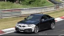 BMW M2 CS Spy Video