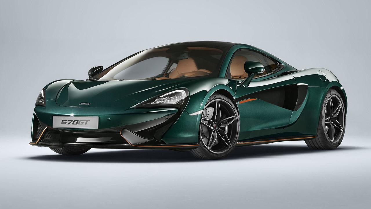 McLaren 570GT XP Green By MSO