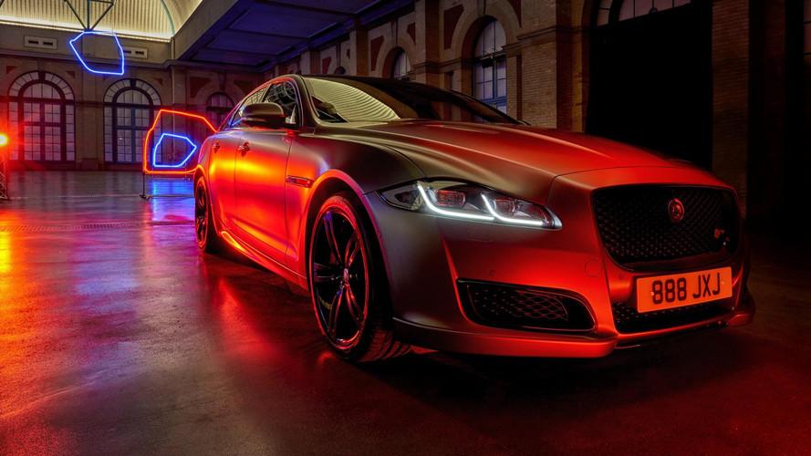 Prochaine Jaguar XJ -