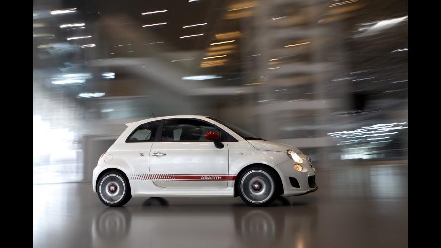 La Fiat 500 Abarth al debutto