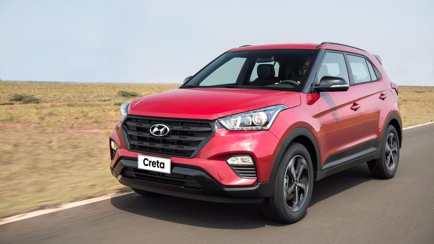 Hyundai Creta brasileiro vai inspirar facelift do modelo asiático