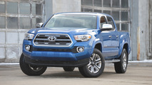 2016 Toyota Tacoma: Review