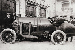 The Mighty Fiat S76 Will Take on the Goodwood Hillclimb