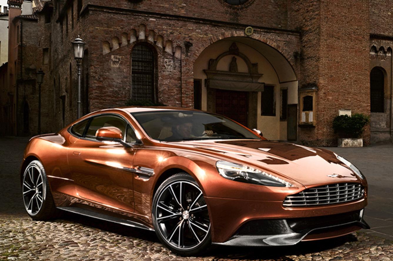Most Popular: 2013 Aston Martin Vanquish