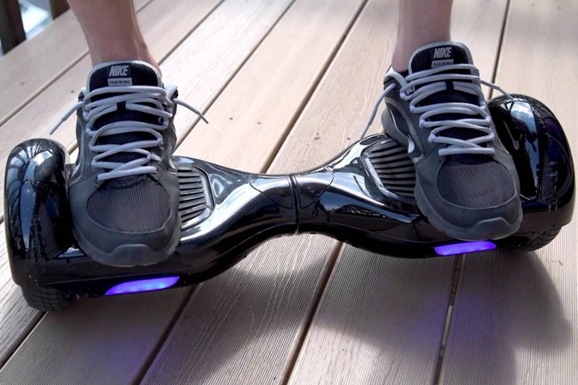Panthers Coach Bans Players From Hoverboards