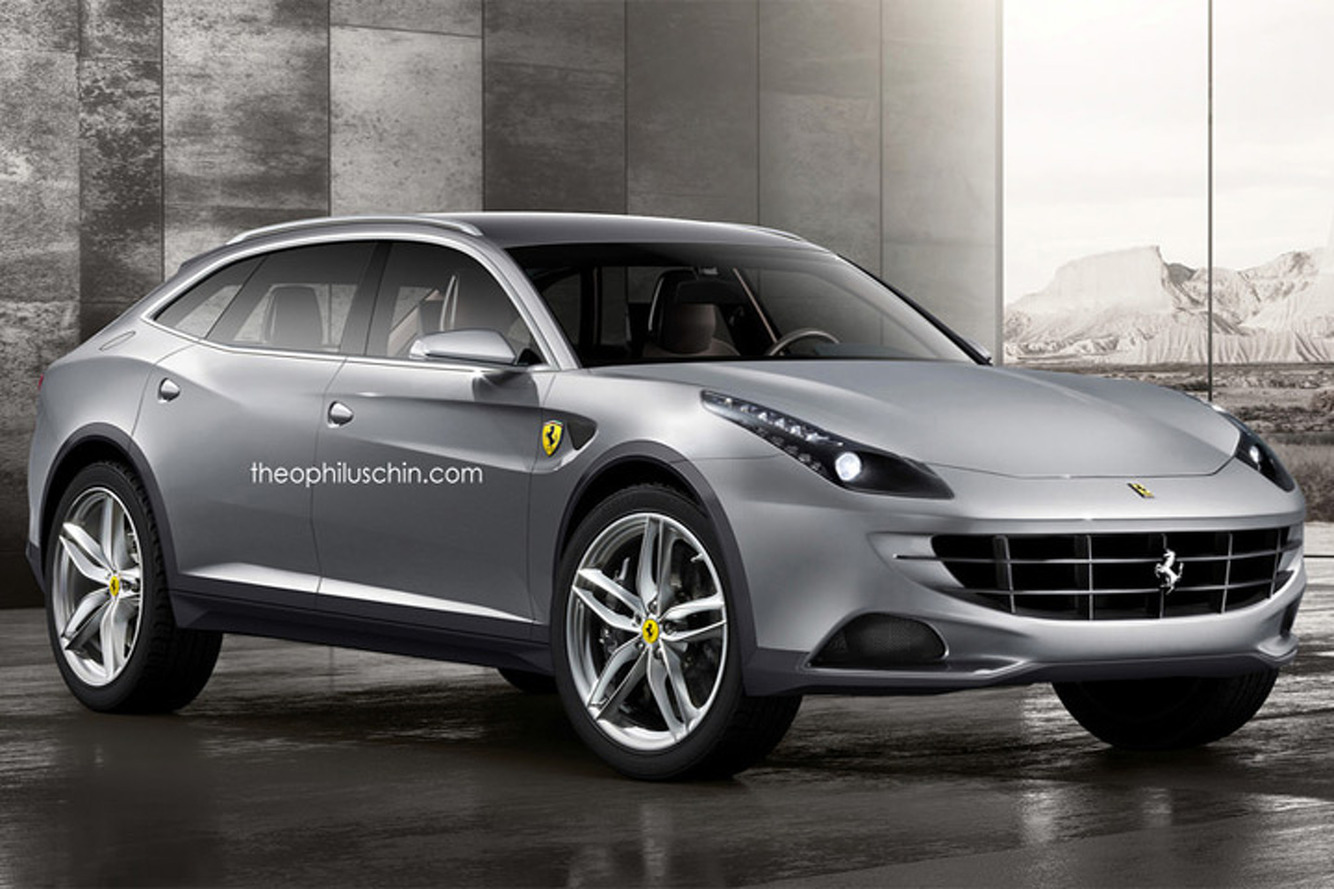 Ferrari Looking To Take On Tesla In Near Future