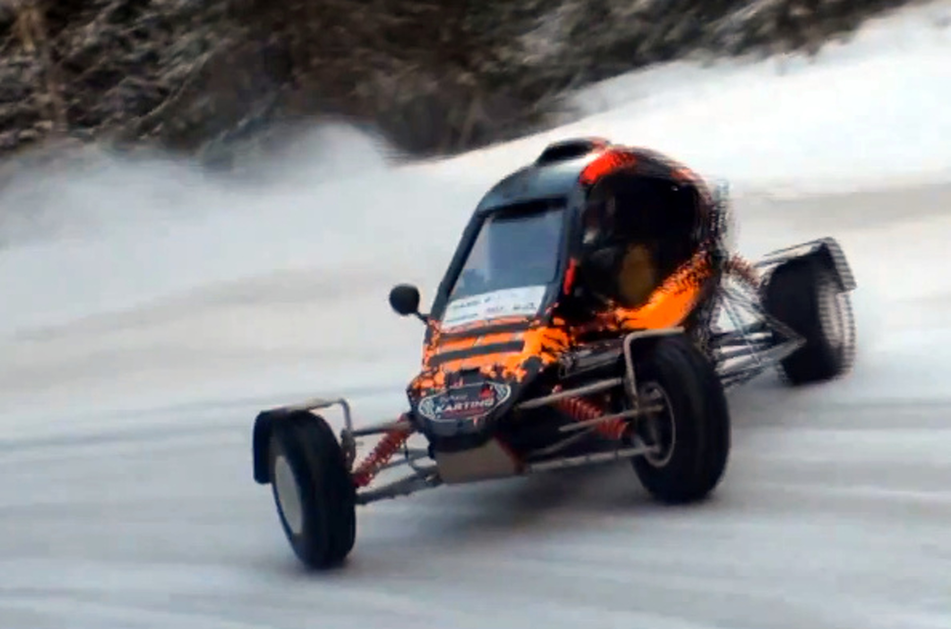 Finland Invents New Form of Motorsport