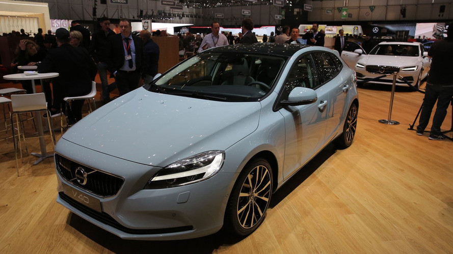 Volvo V40 brings discreet facelift to Geneva