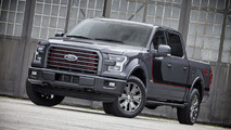 2016 Ford F-150 unveiled with new options and a SYNC 3 infotainment system