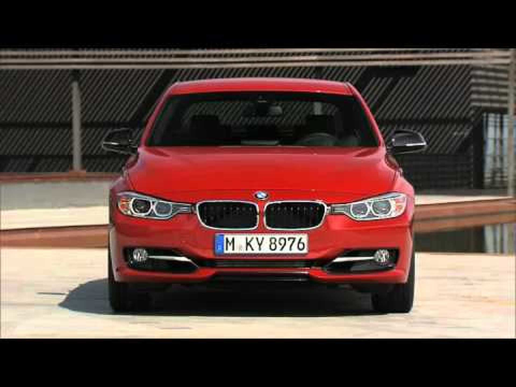 2012 BMW 3-Series - Sport, Luxury & Modern Line