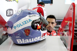 MotoGP Racer Michele Pirro Has an Unusual Second Job