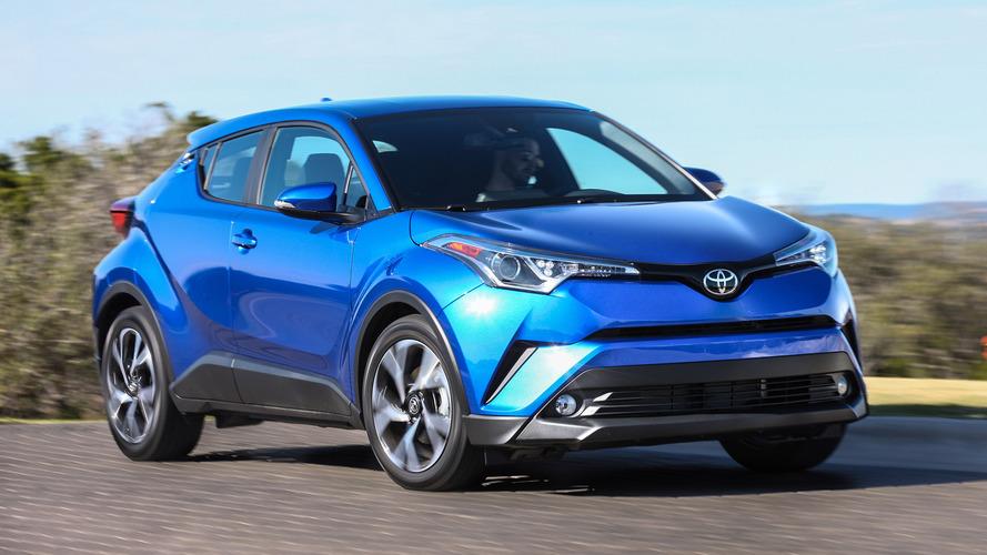 Toyota C-HR no Brasil?