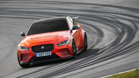 Jaguar Reveals Supercar Beating XE Project 8