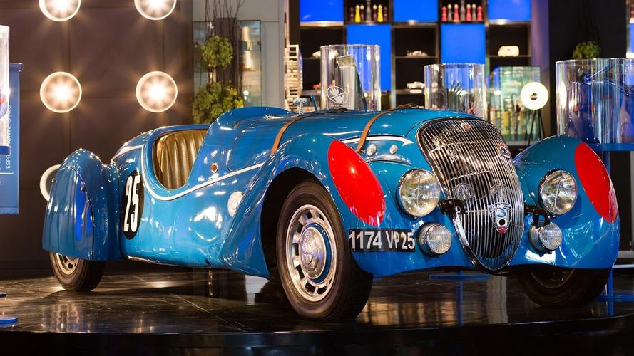 El Peugeot 402 cumple 75 años