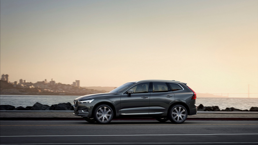 Le Volvo XC60 est la nouvelle voiture mondiale de l'année