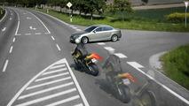 Honda sistema de frenagem
