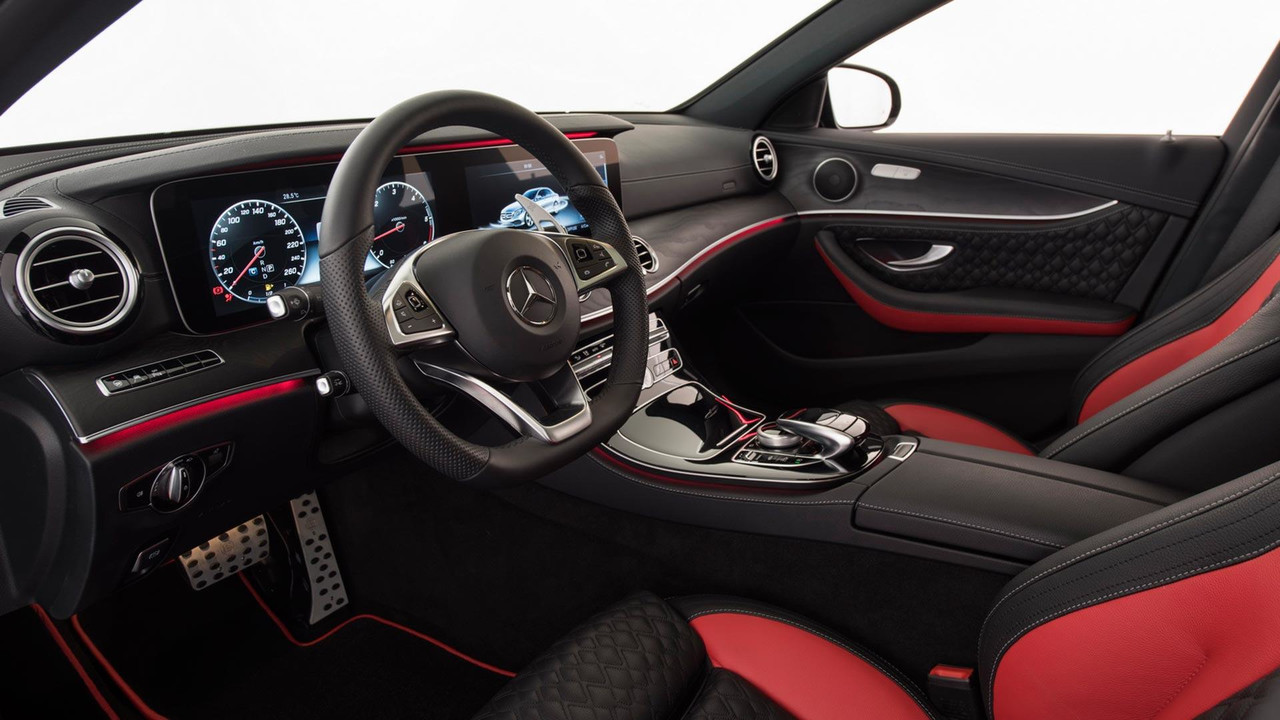 Mercedes-Benz E-Serisi Wagon - Brabus