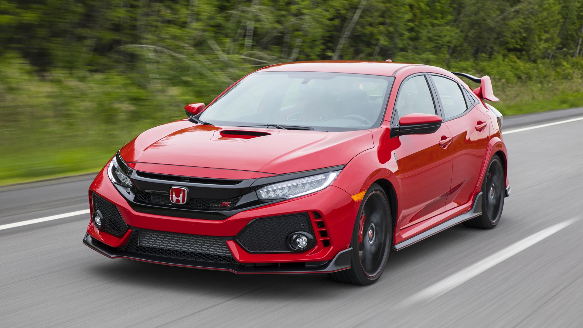 honda civic type r dyno numbers reveal hidden horsepower. Black Bedroom Furniture Sets. Home Design Ideas
