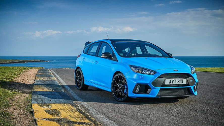 Ford Focus RS Option Pack Europe