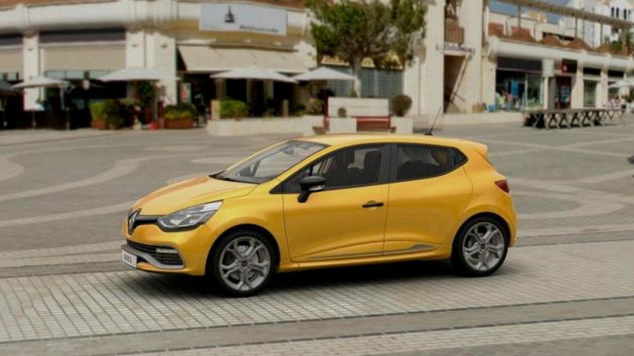 Renault Clio RS 200 gets priced and detailed