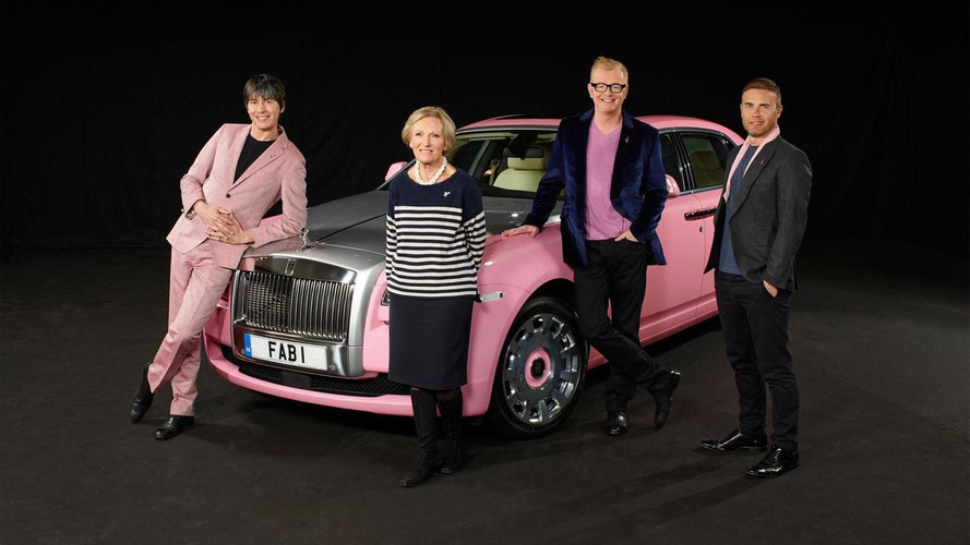 Rolls-Royce Ghost Extended Wheelbase FAB1 Edition revealed