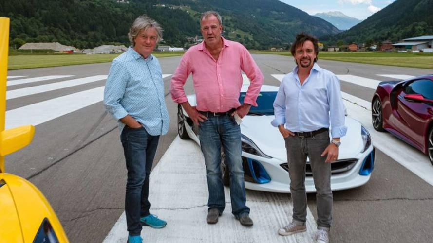 Does Amazon want Grand Tour after contract runs out?