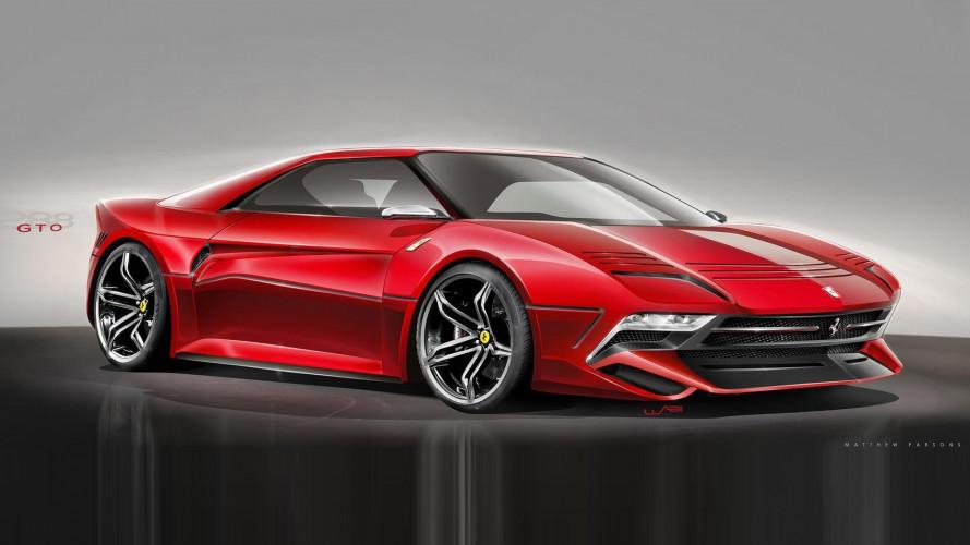 Ferrari 288 GTO, come sarebbe quella del 2020