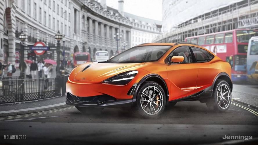 A McLaren továbbra sem akar belépni az SUV-k szegmensébe